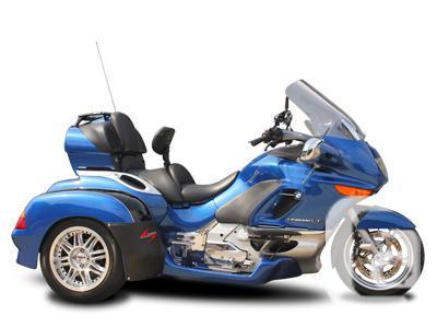 BMW K1200LT Trike Conversion