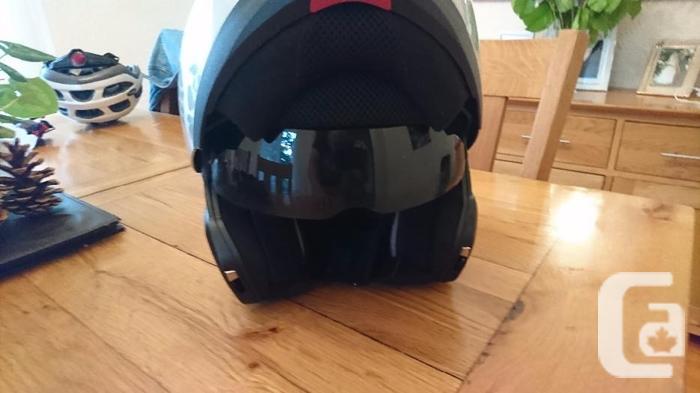 BMW System 6 motorcycle helmet