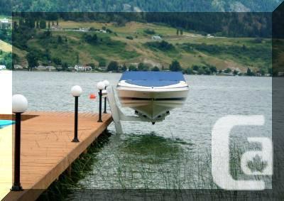 Boat Lift Leisure Boat Lift - $3750