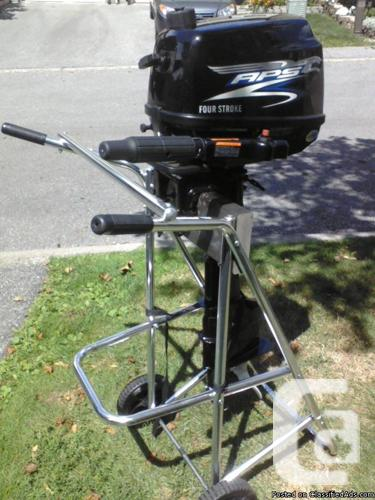 Boat Motor 5hp For Sale In Oshawa Ontario Classifieds