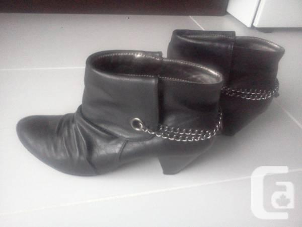 Booties - $30