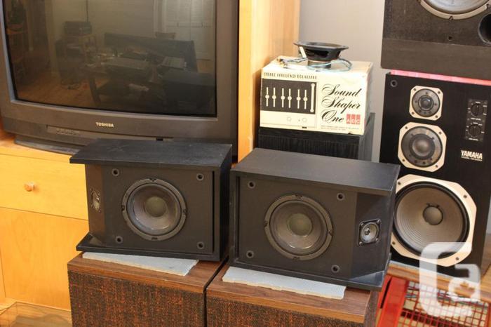 bose 201 series iii speakers for sale in kars ontario classifieds. Black Bedroom Furniture Sets. Home Design Ideas