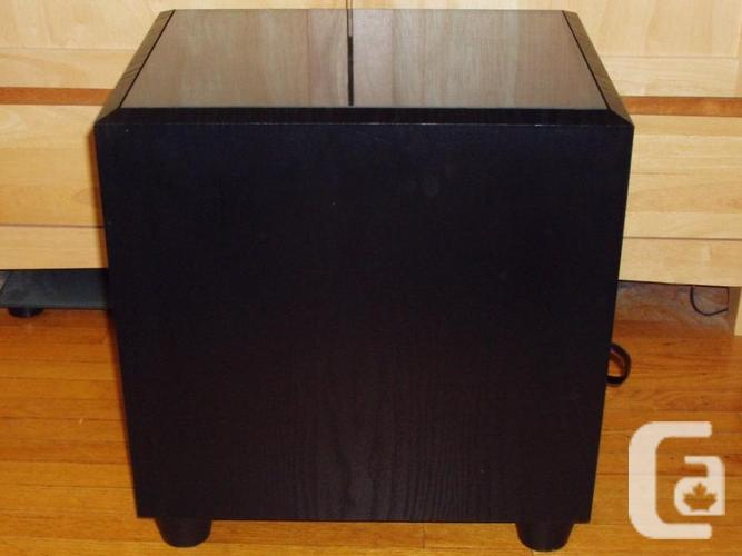 Boston Acoustics Micro90PVII Powered Subwoofer