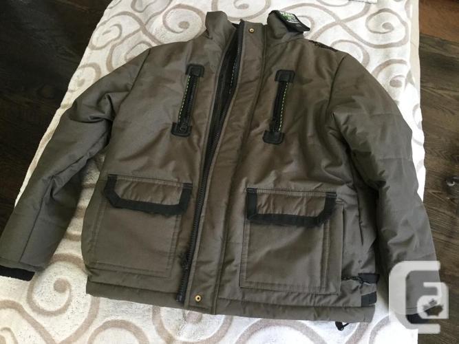 Boys size 7 NOIZE Arctic Winter Jacket