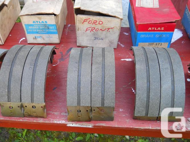 Brake Shoes & Hundreds of New Ignition Parts  1975