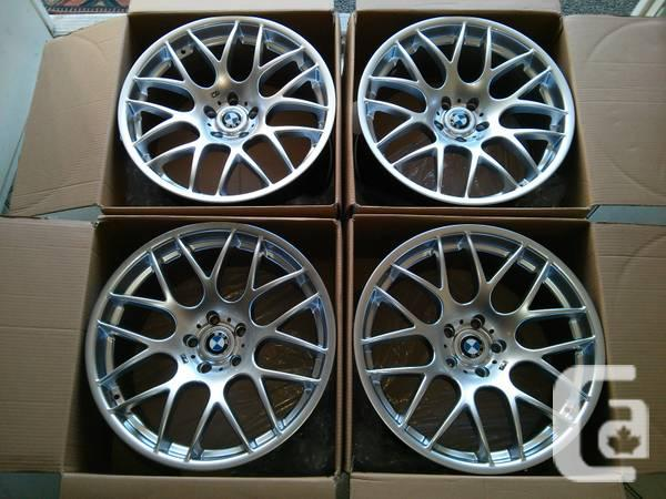 Brand New 20 Quot Bmw Csl Style Replica Wheels For X5 X6