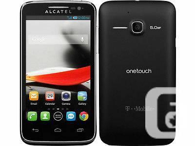 BRAND NEW ALCATEL UNLOCKED PHONE FOR SALE - $130