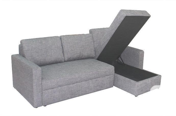BRAND NEW BEAUTIFUL SECTIONAL SOFA WITH STORAGE - FREE