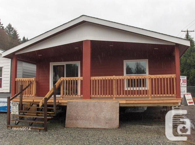 Brand New Cottage Style Home For Sale In Cowichan Bay