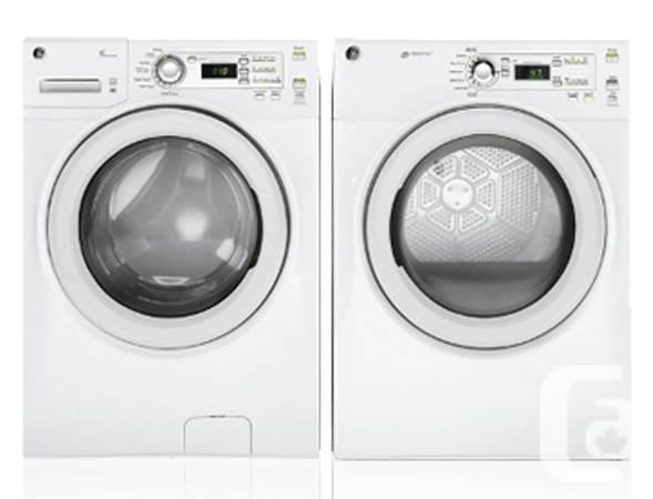 BRAND NEW KING SIZE 4.2 Q.FT WASHER AND DRYER SET -