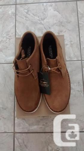 Brand New - Mens Blackwell Tan Shoes - Size 11