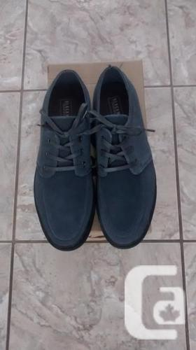 Brand New - Mens Grey Blackwell Shoes - Size 10
