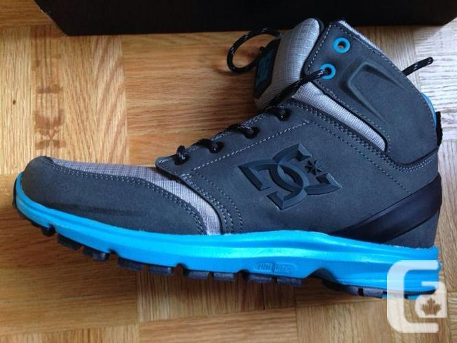 Brand new NEVER WORN Mens DC Skate Boots / Shoes