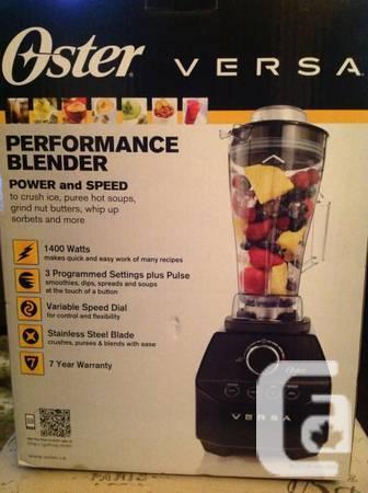 BRAND NEW Oster Versa Performance Blender - $240
