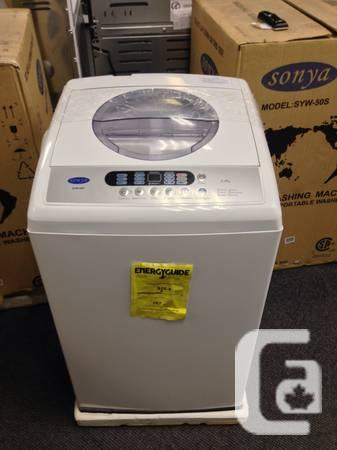 BRAND NEW PORTABLE WASHER APT SIZE