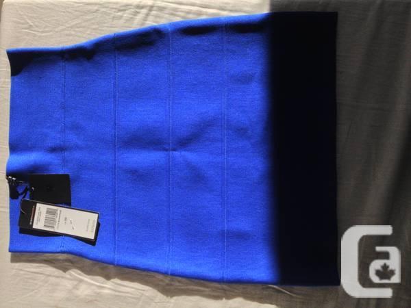 BRAND NEW! Royal Blue BCBG Skirt $90 or BEST OFFER. -