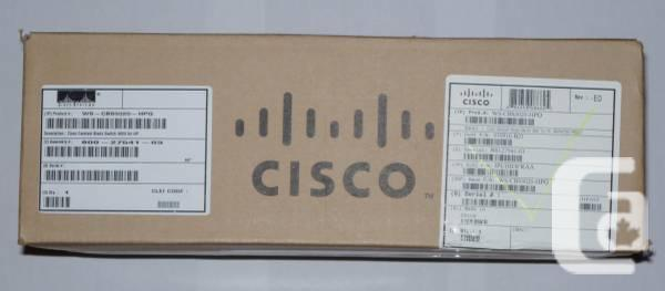 Brand New Sealed Cisco WS-CBS3020-HPQ Blade Switch HP