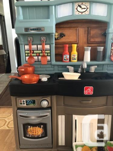 brand new Step 2 kitchen