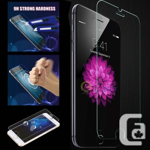 BRAND NEW THIN & STRONG TEMPERED GLASS SCREEN PROTECTOR
