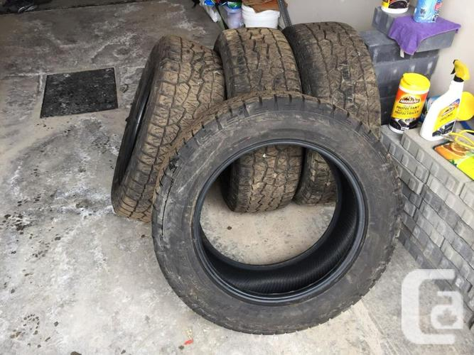 Brand new tires fro truck Hankook,275/55r20 113T