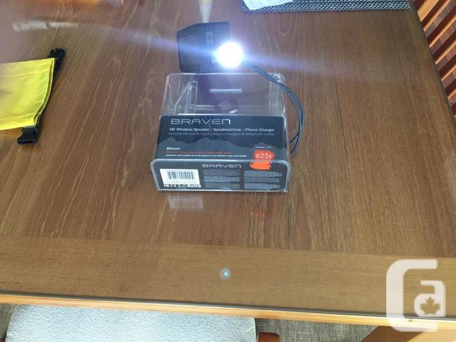 Braven 625s Bluetooth Speaker