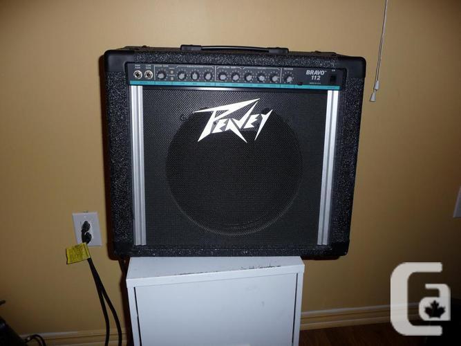 Bravo 112 all Amplifier