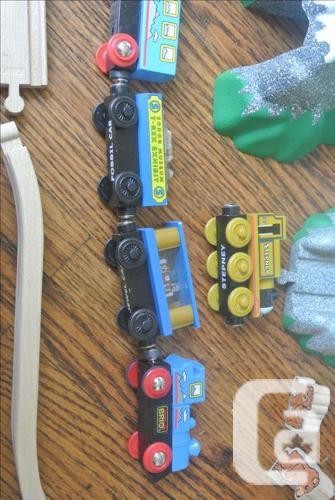 Brio Thomas the tank Engine Train set