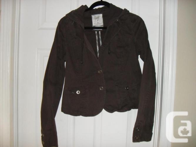 Brown Coat - Size