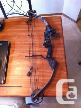 Browning Micro Midas 3 Youth Compound Bow With Arrows -