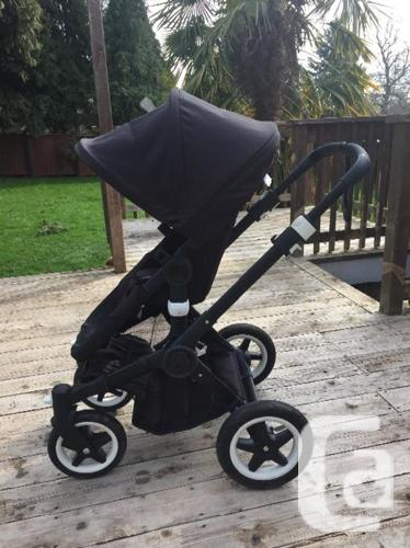 BUGABOO BUFFALO STROLLER AND ACCESSORIES