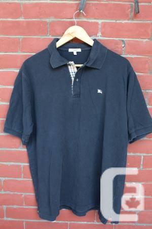 Burberry polo-shirt Produced In The Uk D - $20