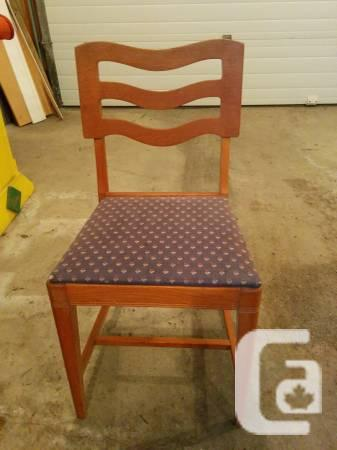 C 1950 Knechtel Dining Table Chairs China Cabinet