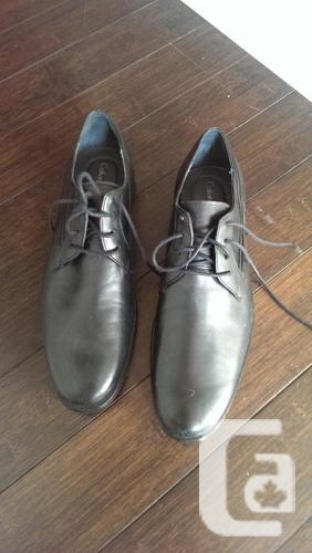 Calvin Klein lace- up (size) OBO
