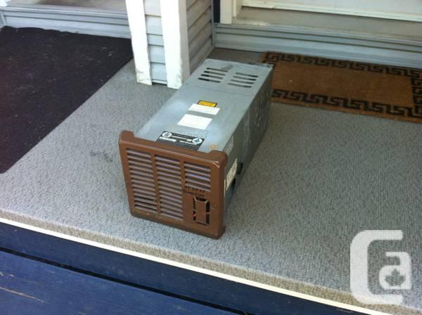 Camper furnace - $100
