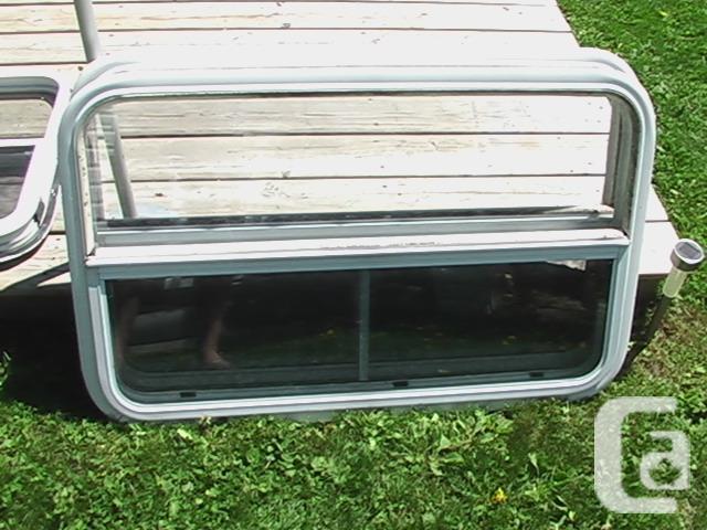 Camper windows