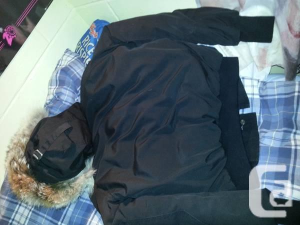 Canada Goose Jacket (Black) - $300