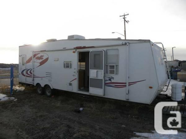 Canadian Sport Hauler with storage that is individual -