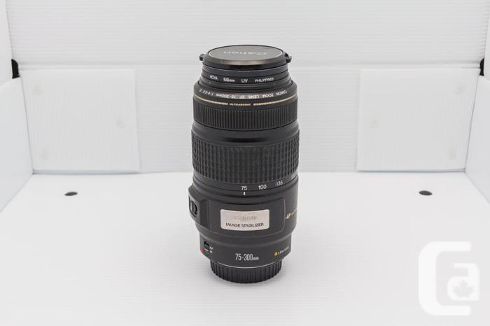 Canon Contact Lens
