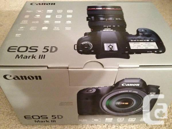 Canon EOS Markiii MP Digital Black