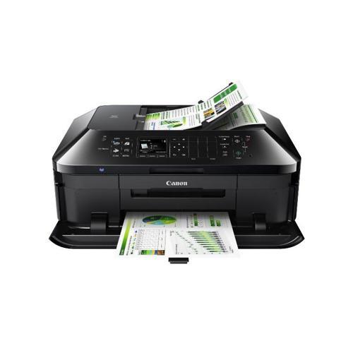 Canon MX722 All-in-One Business Inkjet Printer, Black,