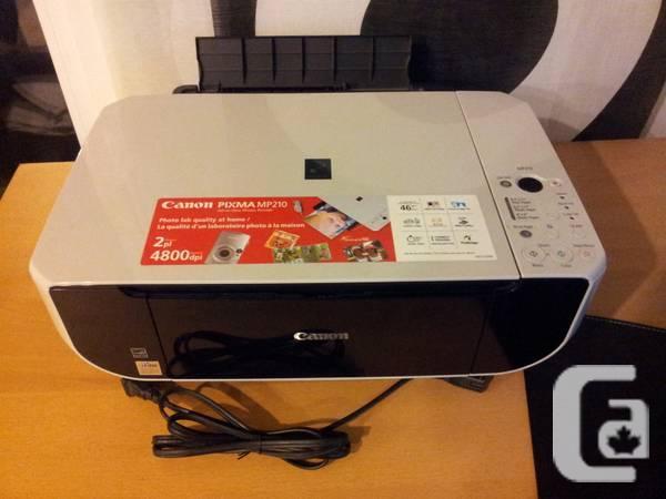 Canon PIXMA MP210 All-in-one Printer - $20