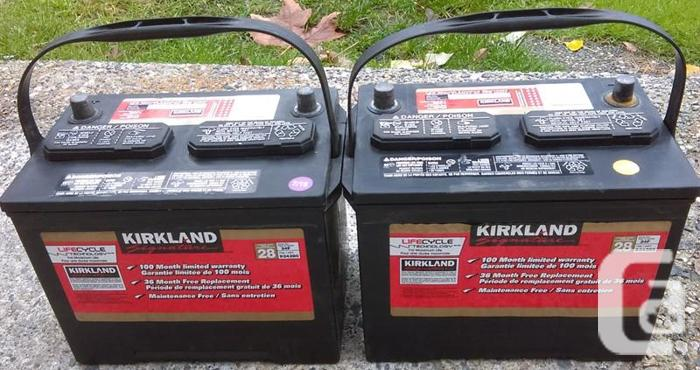 Car & Truck Battery Batteries