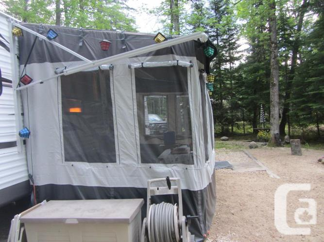 Carefree Add A Room Fits 16 Or 17 Ft Travel Trailer For