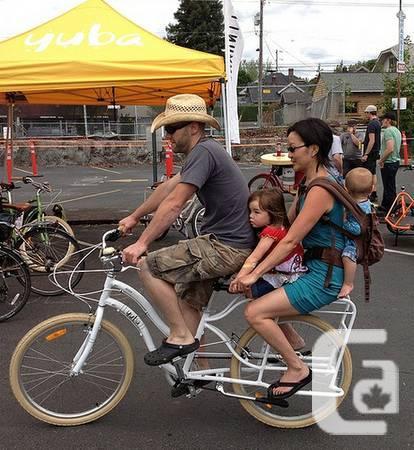 Cargo bike for sales
