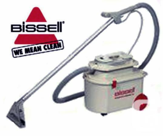 Carpet Cleaner Bissell - $125