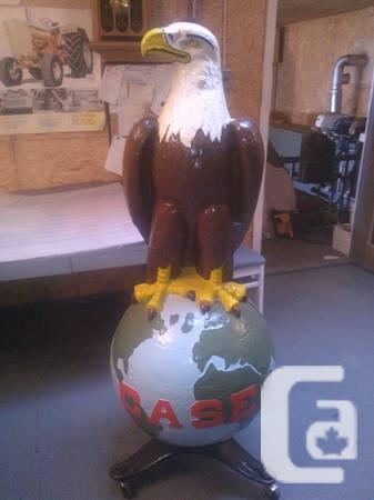 case iron eagle 58'' - $14000