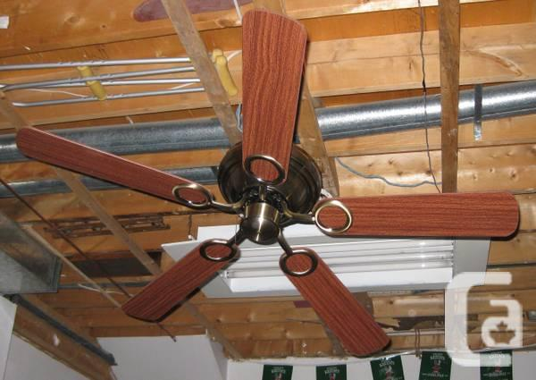 Ceiling fan 52 inch cheshire harbour breeze for sale in ottawa ceiling fan 52 inch cheshire harbour breeze 65 aloadofball Gallery