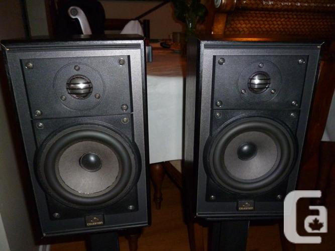 Celestion 3 MK II British Stereo Bookshelf Speakers