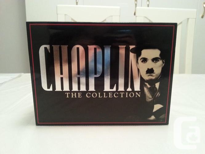 CHAPLIN THE COLLECTION, Montreal