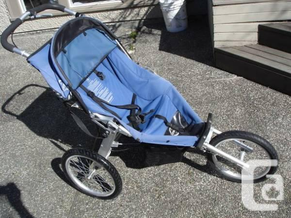 Chariot jogging stroller - for sale in Kelowna, British ...
